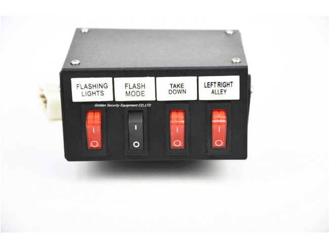 Control box lightbars led lightbarwarning lightled deckdash light controller box no dsp016 mozeypictures